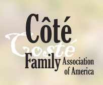 Côté Family Association of America